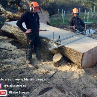 Chainsaw Mills for Timber Milling