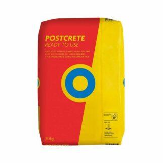 Postcrete and Cement