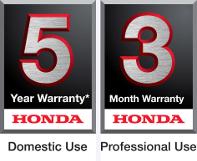 Honda Izy Warranty