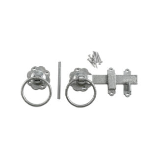 Hinges and Latches for Garden Gates