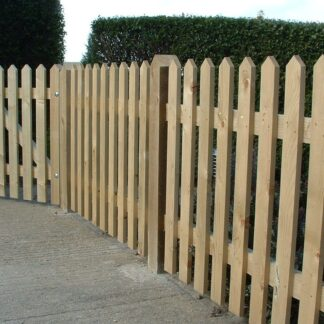 Picket Fence Materials
