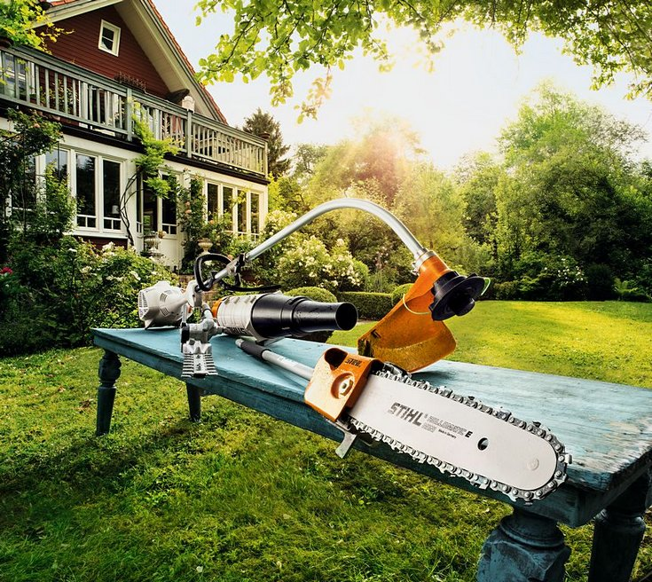 Garden Machinery - Stihl