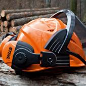 Ground working helmets