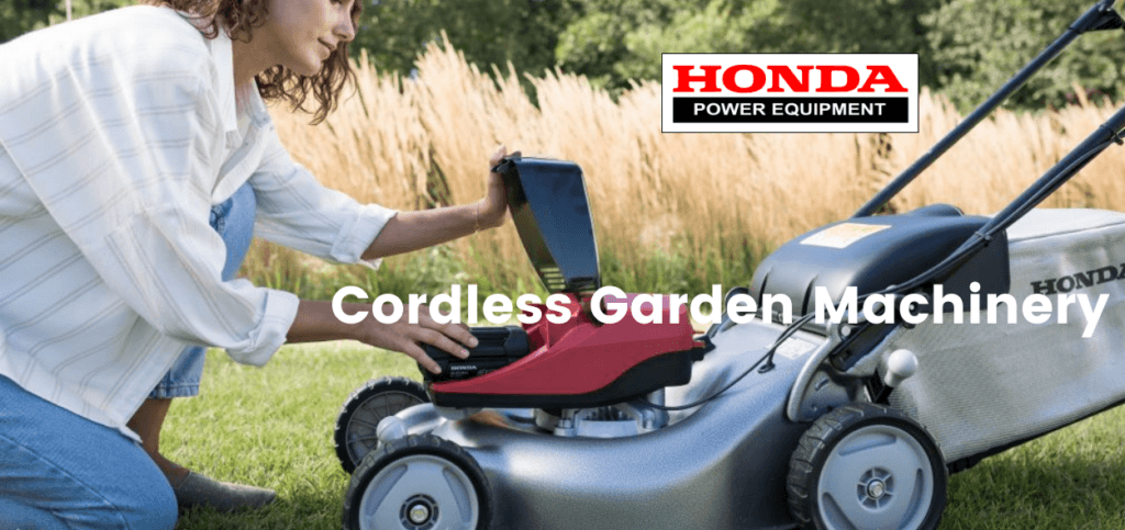 Honda Cordless Banner