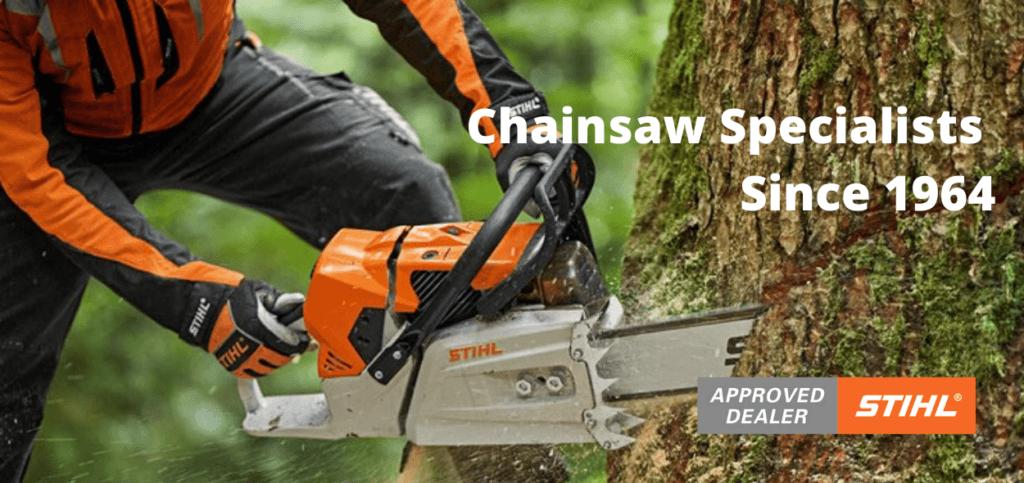 chainsaw banner